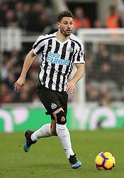 Newcastle United's Fabian Schar