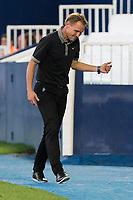 Finland's Andree Jeglertz during the match of  European Women's Championship 2017 at Leganes, between Spain and Finland. September 20, 2016. (ALTERPHOTOS/Rodrigo Jimenez)
