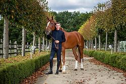 Verlooy Jos, BEL, Igor<br /> Eurohorse Stables - Grobbendonk 2019<br /> © Hippo Foto - Dirk Caremans<br />  18/09/2019
