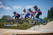 2021 UCI BMXSX World Cup 1&2<br /> Verona (Italy) - Friday Practice<br /> ^me#741 ARBOLEDA OSPINA, Diego Alejandro (COL, ME) GW<br /> ^me#143 TORRES, Nicolas (ARG, ME) Meybo<br /> ^me#266 BUCARDO, Anthony (USA, ME) Haro