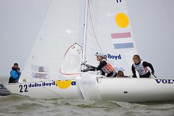 08_002146 © Sander van der Borch. Medemblik - The Netherlands,  May 23th 2008 . Third day of the Delta Lloyd Regatta 2008.