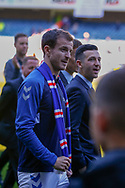 Steven Davis of Rangers FC during the Ladbrokes Scottish Premiership match between Rangers and Celtic at Ibrox, Glasgow, Scotland on 12 May 2019.