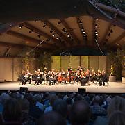 "Norwegian Chamber Orchestra performs Leoš Janáček's String Quartet No. 2, ""Intimate Letters"" at the 66th Ojai Music Festival on June 8, 2012 in Ojai, California."