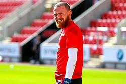 Viktor Johansson of Rotherham United - Mandatory by-line: Ryan Crockett/JMP - 19/09/2020 - FOOTBALL - Aesseal New York Stadium - Rotherham, England - Rotherham United v Millwall - Sky Bet Championship