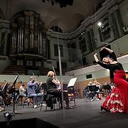 22.10.2020 RTE NSO Flamenco Dancer Rebeca Sanchez