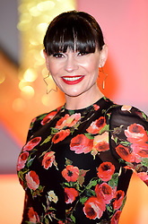 Lucy Pargeter attending the National Television Awards 2019 held at the O2 Arena, London. PRESS ASSOCIATION PHOTO. Picture date: Tuesday January 22, 2019. See PA story SHOWBIZ NTAs. Photo credit should read: Ian West/PA Wire