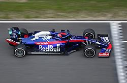 February 20, 2019 - Barcelona, Spain - the Toro Rosso of Daniel Kvyat during the Formula 1 test in Barcelona, on 20th February 2019, in Barcelona, Spain. (Credit Image: © Joan Valls/NurPhoto via ZUMA Press)