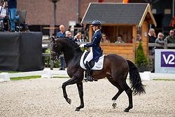 Scholtens Emmelie, NED, Apache<br /> Nederlands Kampioenschap Dressuur - Ermelo 2019<br /> © Hippo Foto - Dirk Caremans<br /> Scholtens Emmelie, NED, Apache