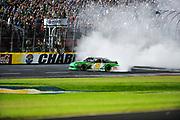 May 26, 2012: NASCAR Sprint Cup Coca Cola 600, Kasey Kahne, Hendrick Motorsports burnout