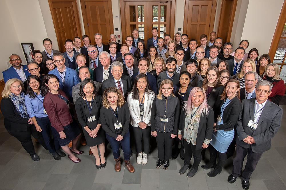 Photo by Mara Lavitt<br /> March 1, 2019<br /> Maurice R. Greenberg Center, Yale University<br /> <br /> Yale Cyber Leadership Forum.