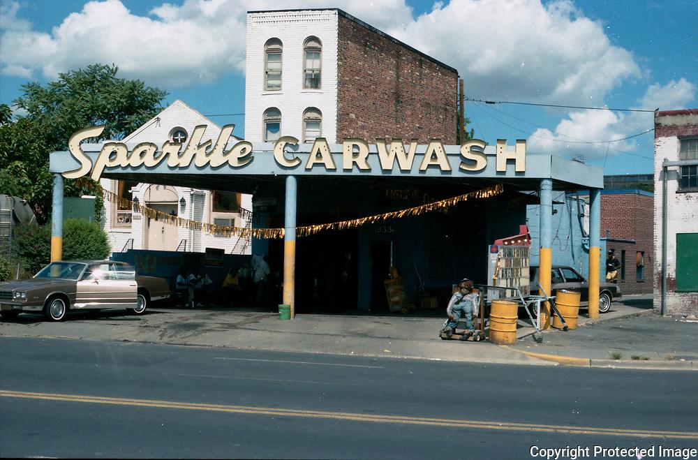 933 Florida Avenue Northwest Washington DC, 1987