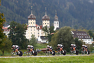 Team Sunweb during the 2018 UCI Road World Championships, Women's Team Time Trial cycling race on September 23, 2018 in Innsbruck, Austria - Photo Luca Bettini / BettiniPhoto / ProSportsImages / DPPI
