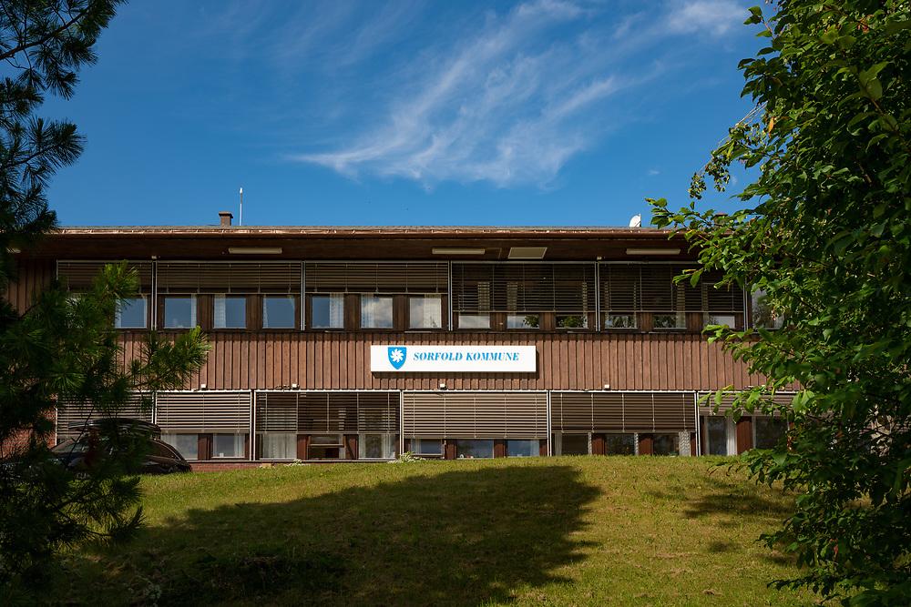 Sørfold er en kommune i Indre Salten i Nordland. Rådhuset og administrasjonssenteret ligger i tettstedet Straumen.