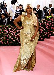 Mindy Kaling attending the Metropolitan Museum of Art Costume Institute Benefit Gala 2019 in New York, USA.