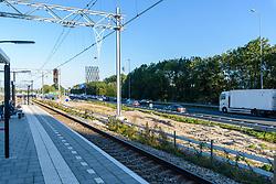 Amsterdam Zuidas, station Zuid