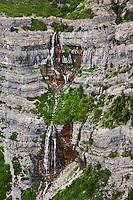 Bridal Veil Falls in Provo Canyon