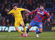 Crystal Palace v Liverpool 140215