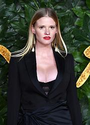 Lara Stone attending the Fashion Awards in association with Swarovski held at the Royal Albert Hall, Kensington Gore, London