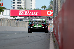 October 19, 2018 - Gold Coast, QLD, U.S. - GOLD COAST, QLD - OCTOBER 19: Dean Canto in the The Bottle-O Racing Team Ford Falcon during Friday practice at The 2018 Vodafone Supercar Gold Coast 600 in Queensland on October 19, 2018. (Photo by Speed Media/Icon Sportswire) (Credit Image: © Speed Media/Icon SMI via ZUMA Press)