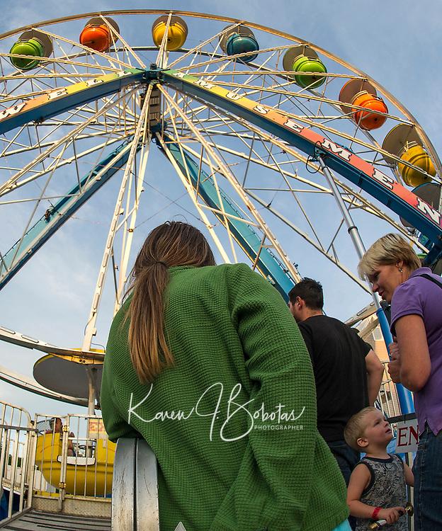 Fair season (Karen Bobotas/for the Laconia Daily Sun)