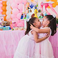 4 años Cumpleaños Sofi y Dani
