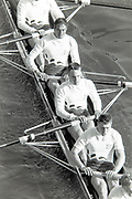 Chiswick,  Greater London England, 1994 Head of the River Race,  [© Peter Spurrier/Intersport Images], Chiswick Bridge, MUNSTERVON 1882 (GERMANY)I, 26 March 1994