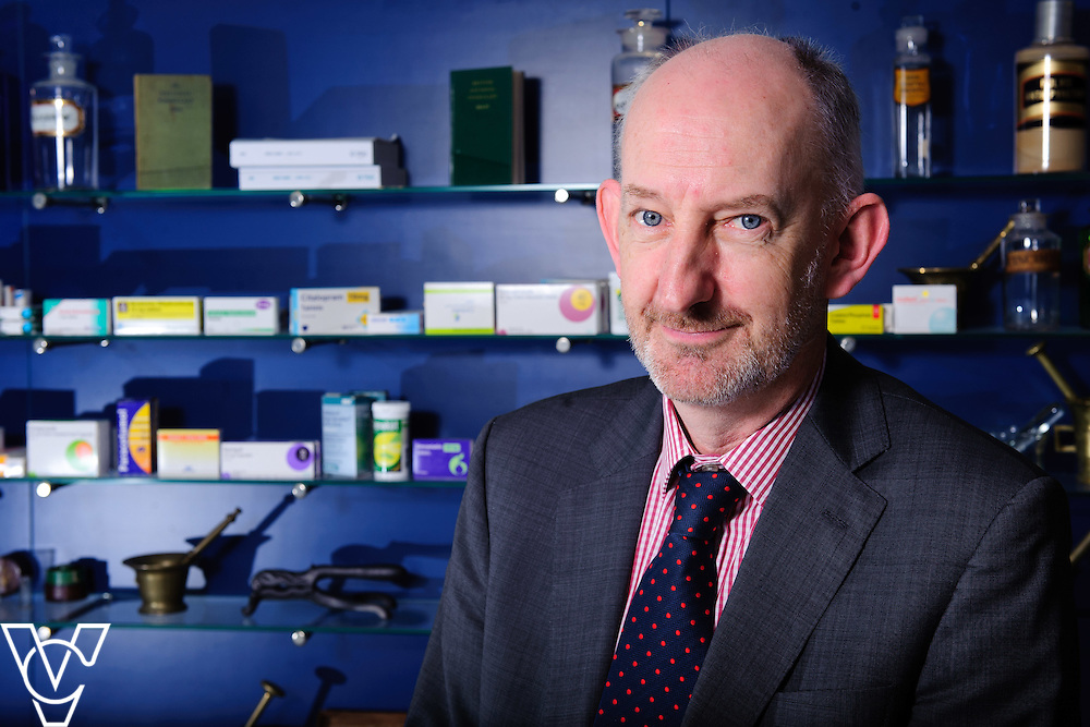 Lincolnshire Co-operative: University of Lincoln School of Pharmacy.  Pictured is Lincolnshire Co-op's head of pharmacy Alastair Farquhar<br /> <br /> Picture: Chris Vaughan Photography for Lincolnshire Co-operative<br /> Date: November 30, 2015
