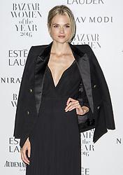 October 31, 2016 - London, England, United Kingdom - Gabriella Wilde at Harper's Bazaar Women of the Year Awards, London, UK (Credit Image: © James Shaw/Avalon via ZUMA Press)