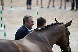 Vogg Ben, SUI, Noe Des Vatys<br /> Final Horse inspection Eventing<br /> Olympic Games Rio 2016<br /> © Hippo Foto - Dirk Caremans<br /> 09/08/16