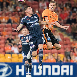 7th October 2016 - A-League RD1: Brisbane Roar v Melbourne Victory