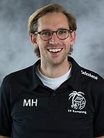 UTRECHT - fysio MATTHIJS HUINCK.  Kampong Heren I, seizoen 217-2018. COPYRIGHT KOEN SUYK