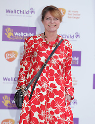 Janet Ellis attending the annual WellChild Awards at The Dorchester Hotel, London.
