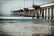Fishing Off Venice Pier