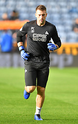 Huddersfield goalkeeping coach Paul Clements during the Premier League match at the John Smith's Stadium, Huddersfield