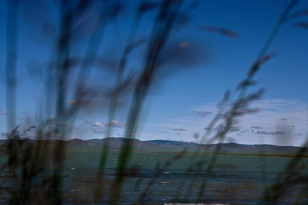 Wide Open Space in Mongolia