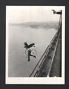 David Kirke, Clifton Suspension bridge, Bristol. 1979