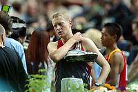 Friidrett, 23. august 2003, VM Paris,( World Championschip in Athletics),  Kappgang, Erik Tysse, Norge