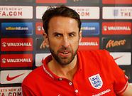 England U21 Press Conference 290315
