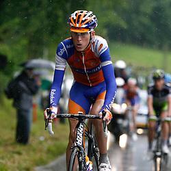 Sportfoto archief 2012<br /> Nederlands Kampioenschap Kerkrade Elite Robert Gesink