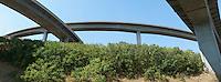 Highway Overpass. (46087 x 17131 pixels)