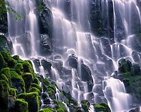 Ramona Falls, Mount Hood Wilderness Oregon