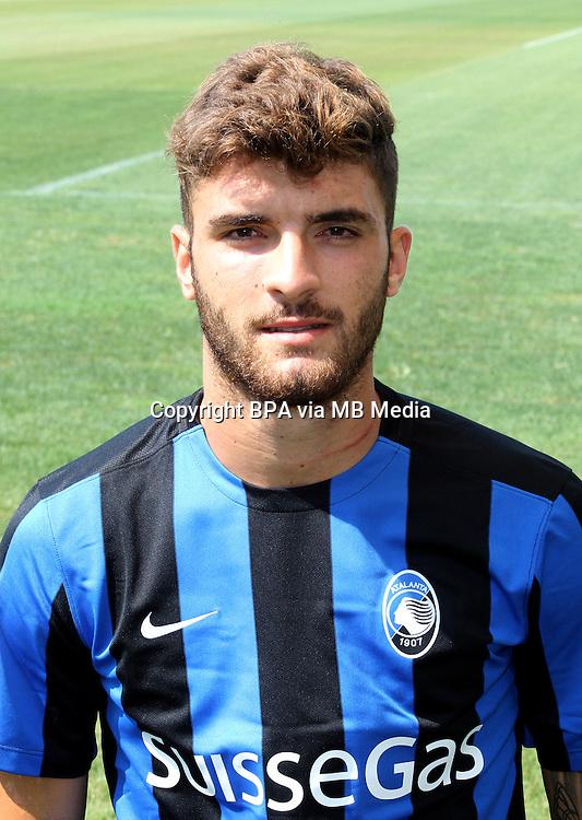 Italian League Serie A -2015-2016 / <br /> ( Atalanta Bergamasca Calcio ) <br /> Gaetano Monachello