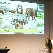 NLD/Arnhem/20180420 - Uitreiking Future for Nature prijs 2018, Doutzen Kroes