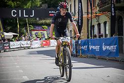 Kranjc Zagar Matic of Calcit Bike Team during the race of XCO National Championship of Slovenia 2021 on 27.06.2021 in Kamnik, Slovenia. Photo by Urban Meglič / Sportida