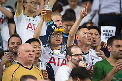 English Premier League team, Tottenham Hotspur, travel to Hong Kong to take on local Champions, Kitchee SC. Despite Kitchee SC's 2016-17 season success that saw them win the three crowns including the Asian Championship, Tottenham Hotspur takes a 4-1 win over the Hong Kong based team in the friendly match In a gesture in remembrance of the Manchester Arena victims, the players wear black armbands and observe a minute's silence ahead of the match start at Hong Kong Stadium. 26 May 2017 Pictured: GV, General View. Photo credit: HKPhotonews / MEGA TheMegaAgency.com +1 888 505 6342