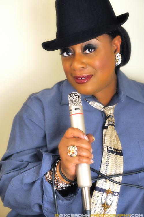 Philadelphia 2010 - Singer Tanja Dixon