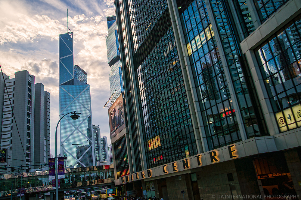 Bank of China & United Centre, Central