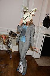 GEORGIA BYNG at the The Animal Ball – Masking Up Moment held at the Quintessentially Ballrooms, 29 Portland Place, London W1 on 10th June 2013.