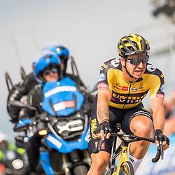 WIJSTER (NED) June 20: <br /> CYCLING <br /> Dutch Nationals Road Men up and around the Col du VAM<br /> A good race from Dylan Groenewegen (Netherlands / Team Jumbo - Visma)