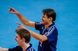 30-09-2002 ARG: World Championships Netherlands - Czech Republic, Salta<br /> Reinder Nummerdor<br /> Nederland - Czech 3-2<br /> WORLD CHAMPIONSHIP VOLLEYBALL 2002 ARGENTINA<br /> SALTA / 30-09-2002